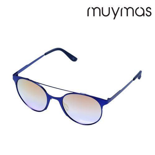 Occhiali da Sole Metallo Unisex Ovali mod. MUY86S