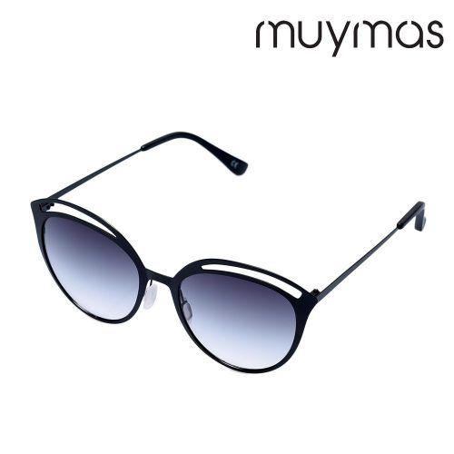 Occhiali da Sole Donna Metallo Ovale mod. MUY88S