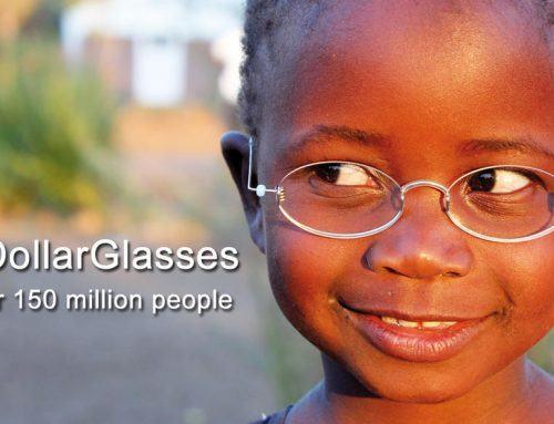 OneDollarGlasses: occhiali da vista come mezzo di lotta alla povertà