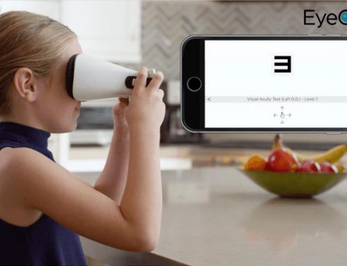 EyeQue Insight: la vista ora si misura con lo smartphone!