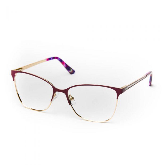 Occhiali Da Vista Donna Glitter Colorati Tondi Mod. Muy1012V