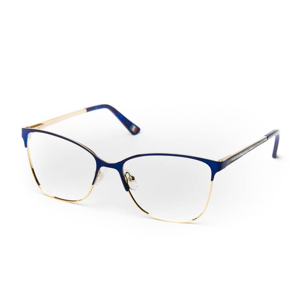 confrontare il prezzo tra qualche giorno tecniche moderne Occhiali Da Vista Donna Glitter Colorati Tondi Mod. Muy1012V