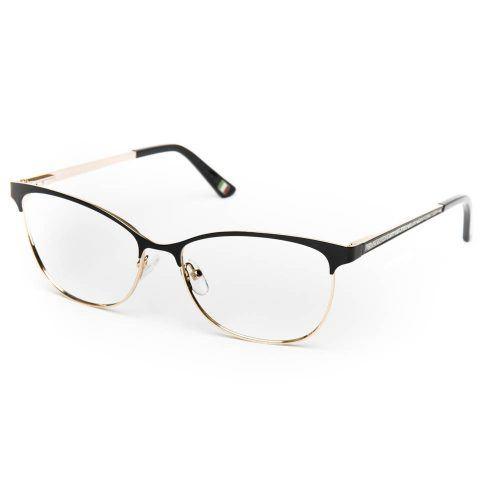 Occhiali Da Vista Donna Glitter Colorati Ovali Mod. MUY1013V