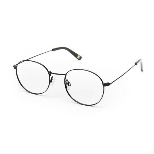 Occhiali Da Vista Unisex Metallo Ovali Mod. MUY1015V