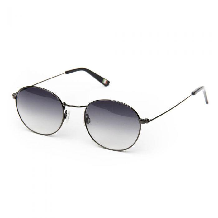Occhiali Da Sole Unisex Metallo Ovali Sfumati Mod. MUY1015S