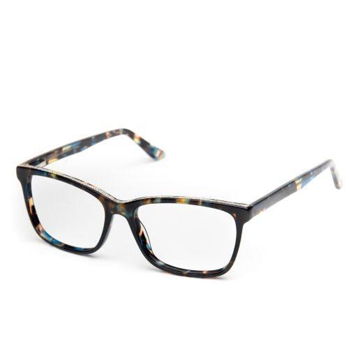 Occhiali Squadrati Da Vista Donna Glitter Mod. MUY1033V