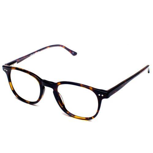 occhiali da vista unisex acetato striati